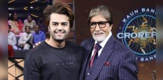 Maniesh Paul: Amitabh Bachchan continues to inspire me