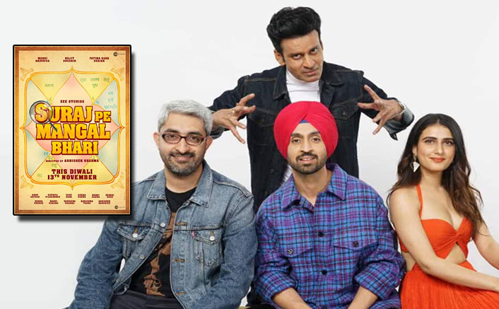 Suraj Pe Mangal Bhari: Manoj Bajpayee, Diljit Dosanjh & Fatima Sana Shaikh Starrer's Release Is CONFIRMED For THIS Date