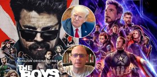 Marvel Films Are Dangerous, Makes You End Up With Leaders Like Donald Trump Feels The Boys' Creator