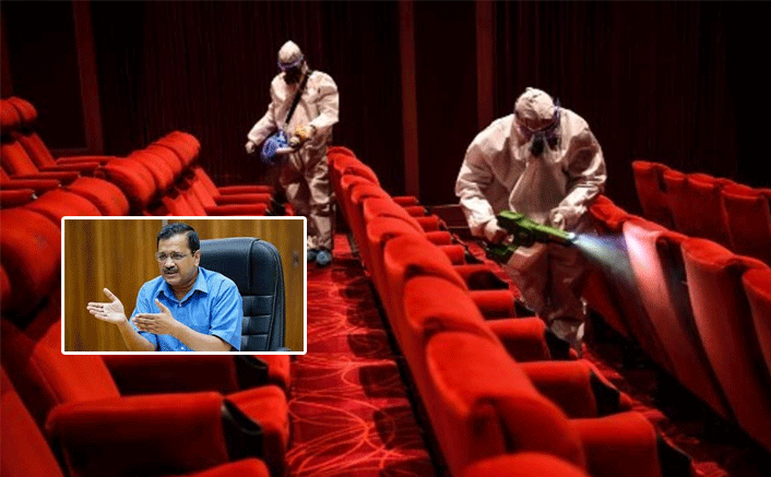 "Box Office: Delhi CM Arvind Kejriwal On Theatres Re-Opening, Says, ""I Hope That The Cinema Halls Will..."""