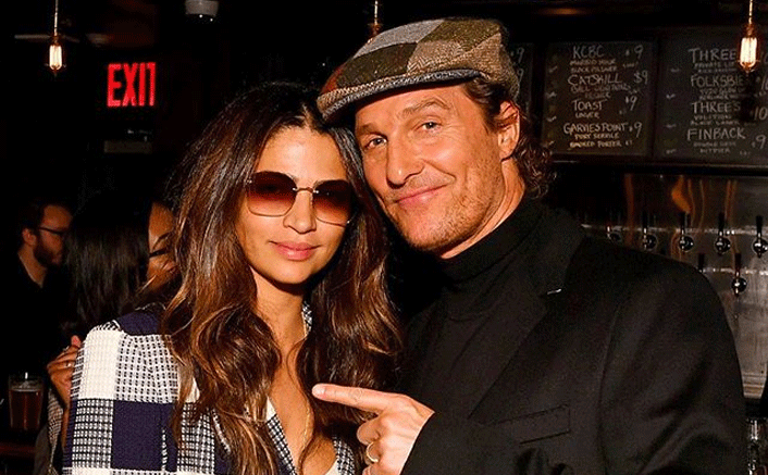 """Matthew McConaughey Gushes Over Wife Camila Alves & Says, """"We Have A Love That We Never Question"""""""