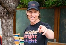 Matthew McConaughey Reveals His Father Dies While Having S*x, Twitterati Lashes Out For Revealing Intimate Details