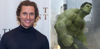 Matthew McConaughey Wanted To Play Hulk, Reveals Marvel REJECTED Him!
