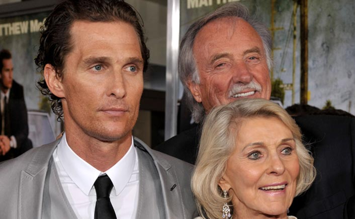 OMG! Matthew McConaughey's Father Passed Away While Having S*x With His Mother!