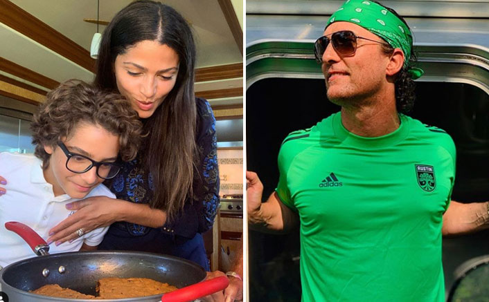 Matthew McConaughey's Son Levi Is His Exact Replica In Latest Instagram Post