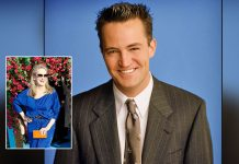 Matthew Perry Announces His Movie With Meryl Streep In The MOST 'Chandler' As Possible!