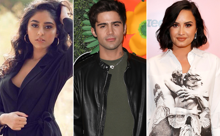 Max Ehrich Has Already Moved On With Sonika Vaid? Demi Lovato Fans Are Furious!