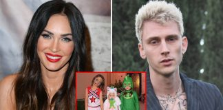 Megan Fox Introduces BF Machine Gun Kelly To Kids, Are Wedding Bells Ringing Soon?