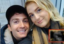 Meghan Trainor & Daryl Sabara Announce Their First Pregnancy With An Adorable Christmas Decoration