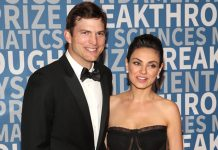 Mila Kunis & Ashton Kutcher Stuck Together? Trouble In Paradise For The Couple