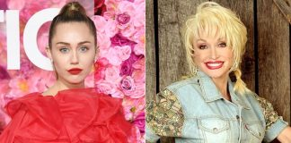 Miley Cyrus Says Dolly Parton Faxed Her To Collab On Her Christman Album A Holly Dolly Christmas