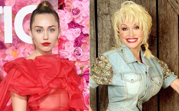 Miley Cyrus Says Dolly Parton Faxed Her To Collab For Christman Album A Holly Dolly Christmas
