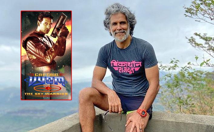 Milind Soman Starrer Captain Vyom Getting A Reboot; Read Deets!