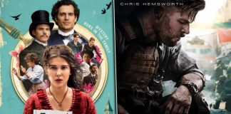 Millie Bobby Brown's Enola Holmes Gets Huge Viewership On Netflix But Chris Hemsworth's Extraction Still Rules