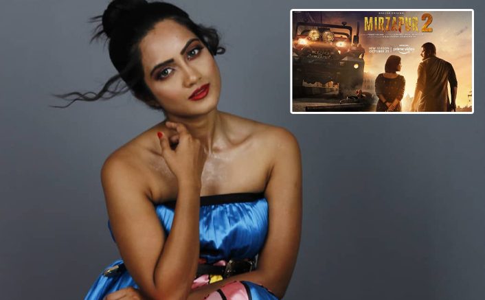 Mirzapur 2: Amika Shail's Pulse Went Ticking On Her First Day At Sets After Seeing Pankaj Tripathi & Others