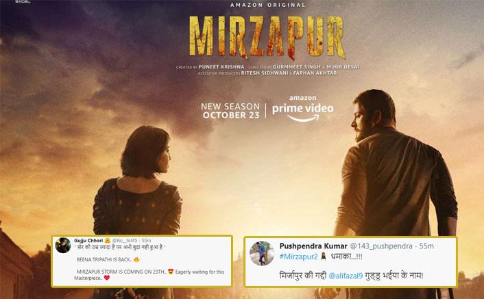 Mirzapur 2 Trailer REACTIONS OUT! Netizens Can't Stop Raving About Ali Fazal, Pankaj Tripathi & Others
