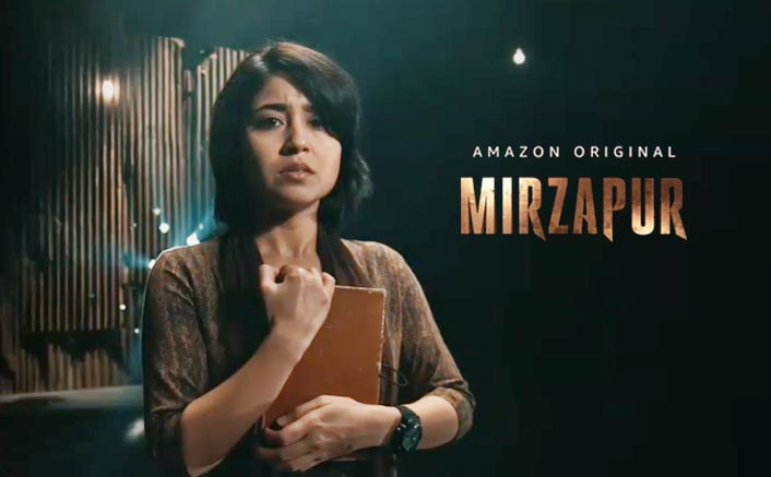 Mirzapur 2: Shweta Tripathi AKA Golu In Vengeful Mode Reminds Us Of Guddu Bhaiya, WATCH