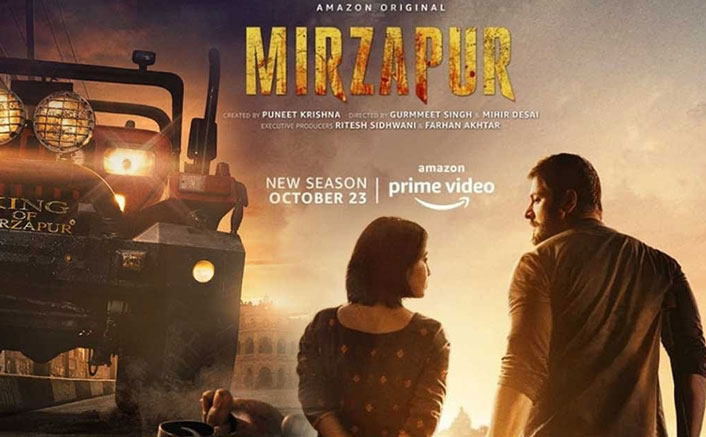 Mirzapur 2 Makers Issue A Public Apology To The Author Of Dhabba, Promise To Modify The Offensive Scene