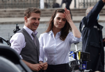 Mission Impossible 7: Tom Cruise & Hayley Atwell Are Action Ready On The Sets In Rome
