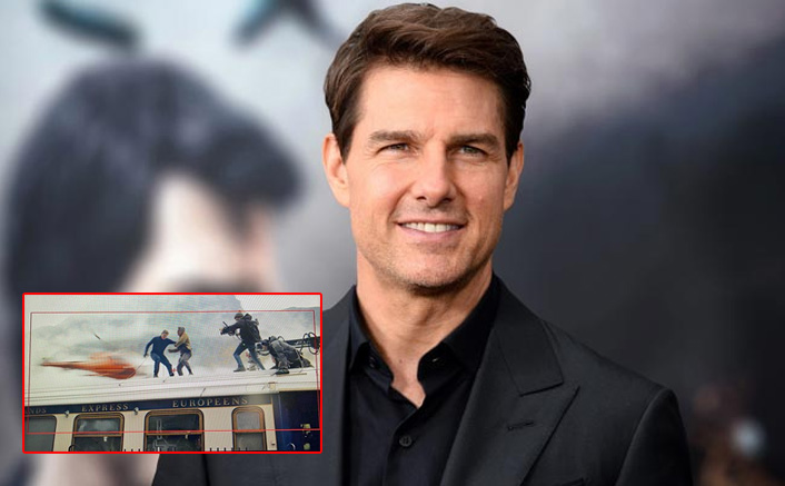 Mission: Impossible 7: Tom Cruise's Daredevil Stunt On Moving Train…