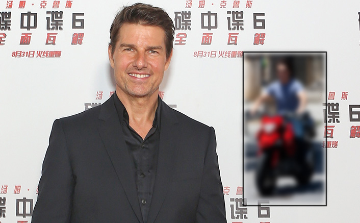 Mission: Impossible 7: Tom Cruise Riding Motorcycle & Doing Stunts On The Streets Of Rome Is A Sight To Behold