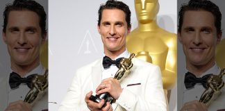 Monday Motivation: This Speech By Matthew McConaughey At The Oscars Will Keep You Inspired Through The Week