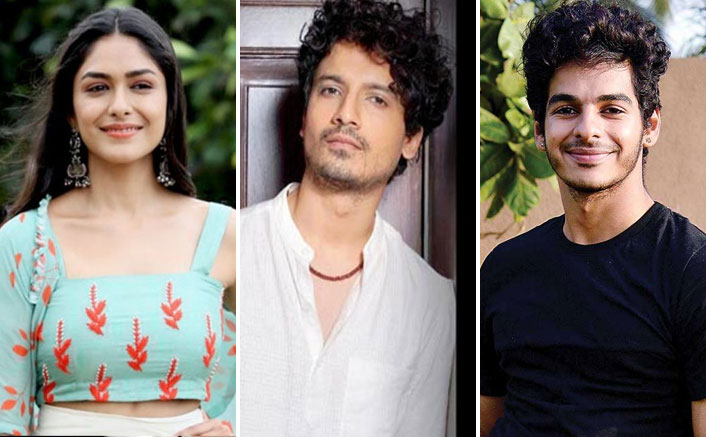 Pippa: Director Raja Krishna Menon Is 'Very Excited' To Work With Ishaan Khatter, Mrunal Thakur & Priyanshu Painyuli