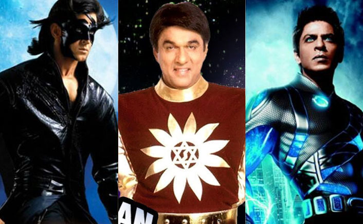 "Mukesh Khanna To Create 3-Film Franchise On Shaktimaan: ""Has To Be Bigger Than Krrish & Ra.One"""