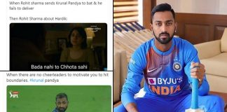 Mumbai Indians' Krunal Pandya Becomes New Face For Memers; Check Out