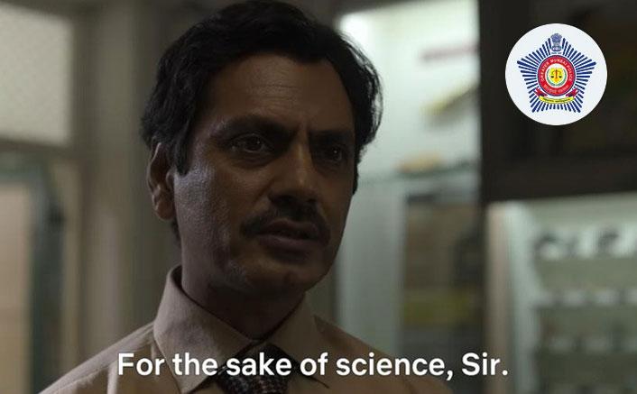 Mumbai Police Latest Meme Ft. Serious Men's Nawazuddin Siddiqui Backfires