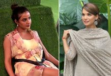 Naina Singh teaches Jasmin Bhasin real sportsmanship