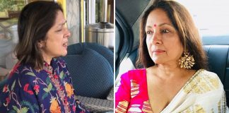 Neena Gupta gives a peek into her morning riyaz in the mountains