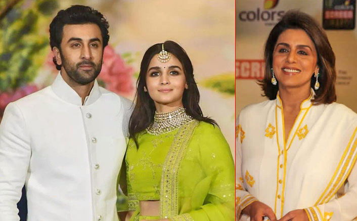 Neetu Kapoor's Dance Video On Ghagra Song Goes Viral, Fans Ask If It Is Prep For Ranbir Kapoor & Alia Bhatt's Wedding
