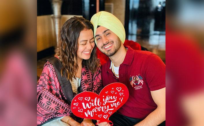 Neha Kakkar Is All Set To Tie Knot With Rohanpreet Singh As She Leaves For Delhi