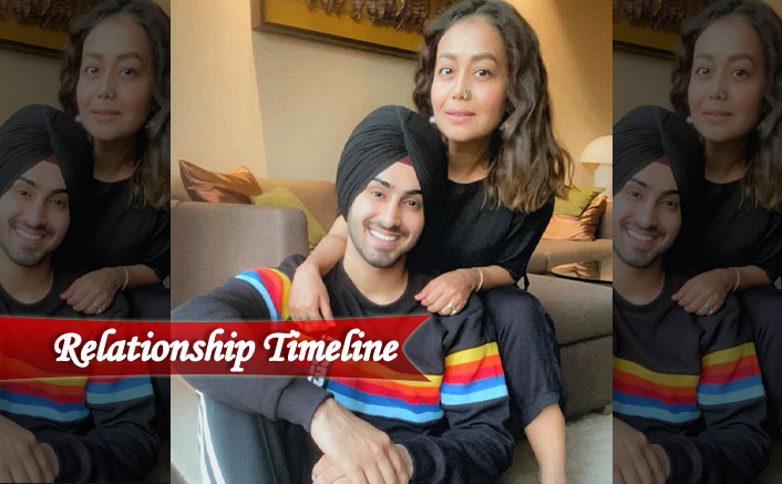 Neha Kakkar & Rohanpreet Singh Relationship Timeline: A Collab Turned Wedding Raising All The Eyebrows!