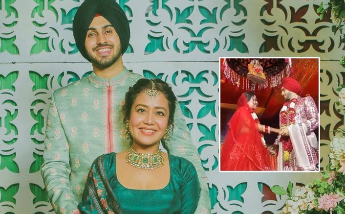Neha Kakkar & Rohanpreet Singh's 'Balam Pichkari' Dance At Their Wedding Is Pure GOALS!