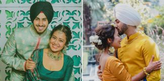 Neha Kakkar & Rohanpreet Singh's Pre-Wedding Ceremonies Pictures Are Proof That Their Match Is Made In Heaven!