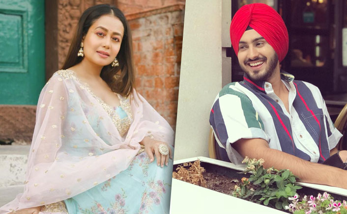 Neha Kakkar's Pic Holding Rohanpreet Singh's Hand Goes Viral, Is It From Their Roka Ceremony?
