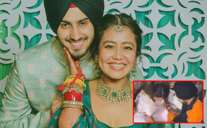 Neha Kakkar Wedding: Video Of Post-Wedding Rituals With Rohanpreet Singh Go VIRAL, Can You Guess Who Won?
