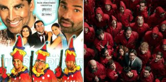 Netflix Calls Phir Hera Pheri The Original Money Heist, Netizens Have Hilarious Reactions