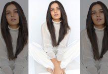 New Instagram filters for Jasmin Bhasin!