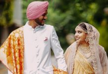 Niti Taylor shares glimpses of her 'Covid wedding'