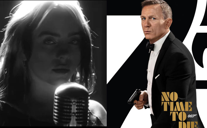 No Time To Die Title Video OUT! Ever So Mysterious Billie Eilish Meets Ever So Dashing Daniel Craig & It's PERFECT!