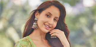 Nora Fatehi raps on Indian Television for the very first time