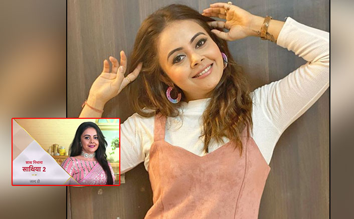 Not Saath Nibhaana Saathiya But Devoleena Bhattacharjee Is In Love With This Star Plus Show, FIND OUT!