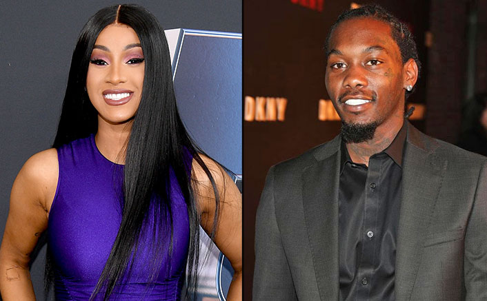 Cardi B Surprised With A GLITZY Billboard By Offset, Reports State He 'Misses Her So Much' & 'Wants Her Back'