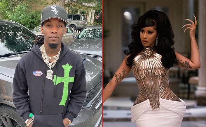 """Offset's Reaction To Cardi B's Accidental N*de Photo: """"There's A Pic Of A F**king T*t"""""""