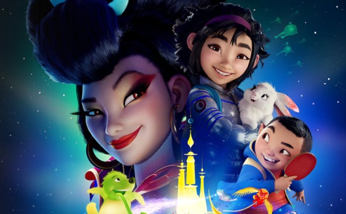 Over The Moon Movie Review: The MOST Disneyist Non-Disney Film Ever!