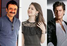 Pakistani Actress Madiha Imam Loves Shah Rukh Khan's Charm; Wants To Work With Rajkumar Hirani!