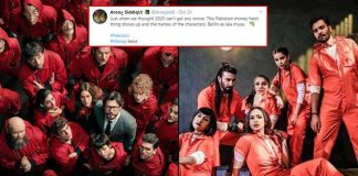 "Pakistani Version Of Money Heist Titled 50 Crores Breaks The Internet, Twitterati Asks, ""What More 2020?"""